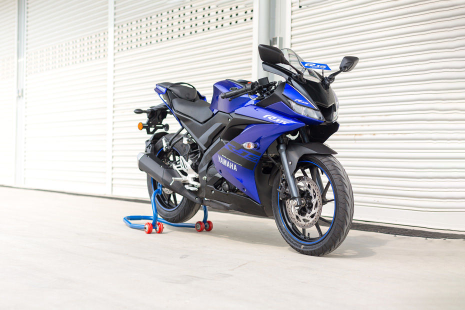 India Made Yamaha R15 V3 Launched In Nepal At Npr 4 7 Lakhs Rs